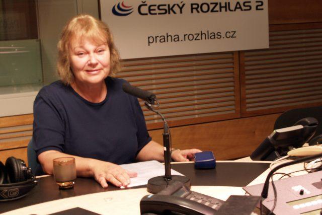 Veronika Benešová   foto: Jan Profous