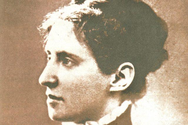Manželka prvního československého prezidenta Charlotta Garrigue-Masaryková, kol. 1890