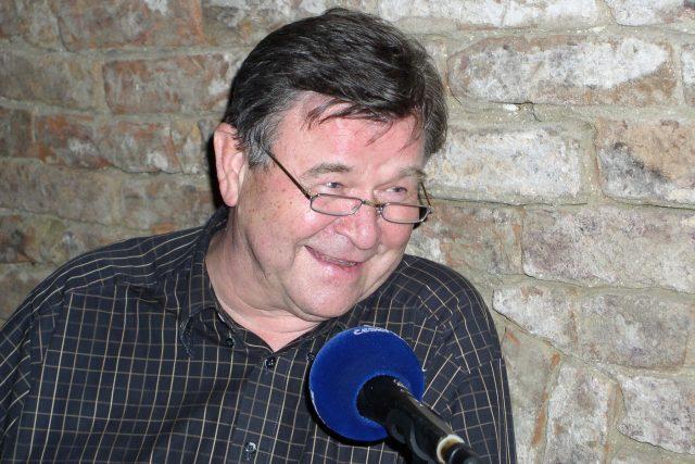 Herec Václav Postránecký