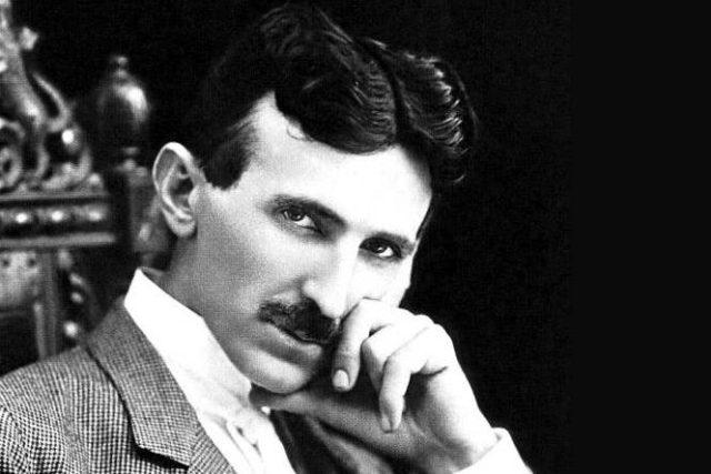 Slovanský Edison Nikola Tesla (1856 - 1943)