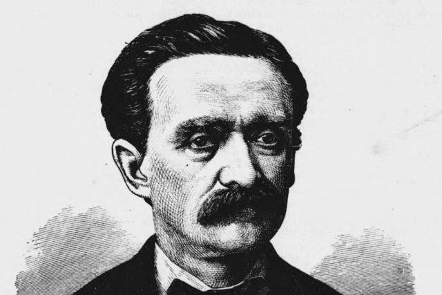 Petr Maixner: Karel Sabina v roce 1871 | foto: Wikipedia,  public domain - volné dílo