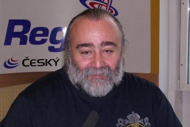 Alekos Kufudakis v Karambolu | foto: Jakub Říšský