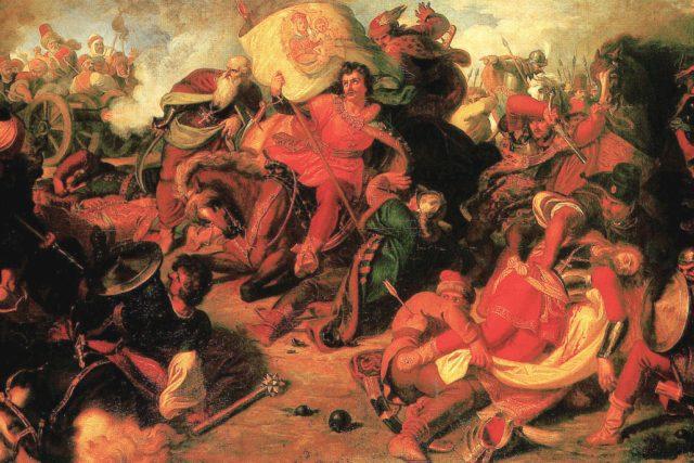 Than Mór: Bitva u Moháče | foto: Wikipedia,  public domain - volné dílo