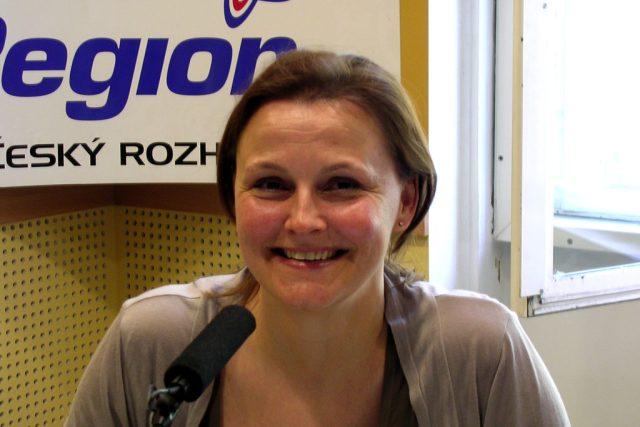 Marta Boučková v Karambolu | foto: Jakub Říšský