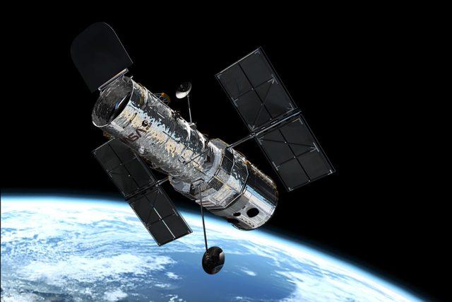 Hubbleův kosmický dalekohled