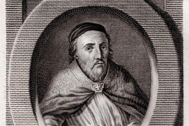 Johann Balzer: Jan Skála z Doubravky  (Jan Dubravius)   foto: Wikipedia,  public domain - volné dílo