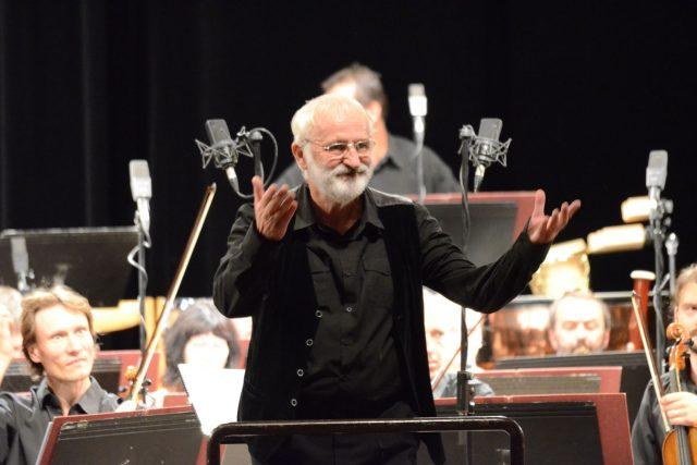 Dirigent Jaroslav Krček