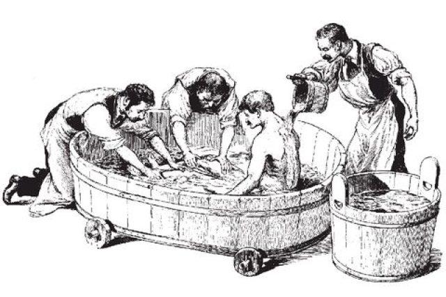 Počátky vodoléčby (1816-17)