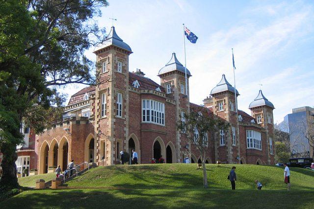 Guvernérský palác v Perthu | foto: licence Creative Commons Attribution-ShareAlike 3.0 Unported,  Greg O'Beirne