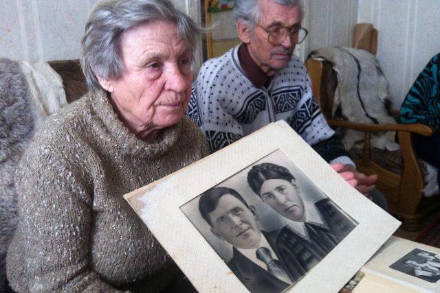 Valentina Saveljevová byla ještě dítě,  když Němci na Stalingrad v roce 1942 zaútočili | foto: Lenka Kabrhelová,  Český rozhlas