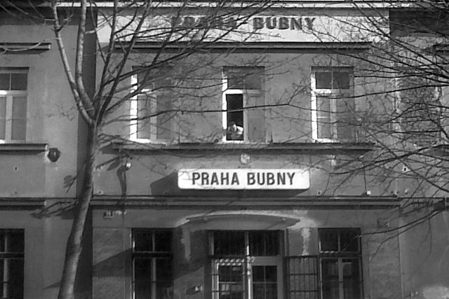 Nádraží Praha Bubny