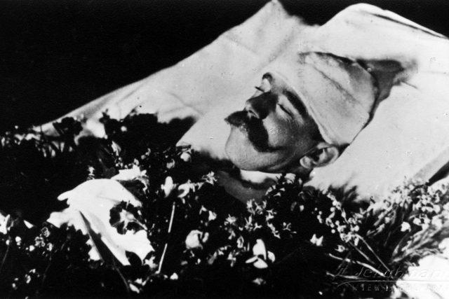 Tělo korunního prince Rudolfa