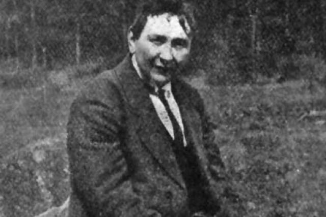 Jaroslav Hašek (1921)