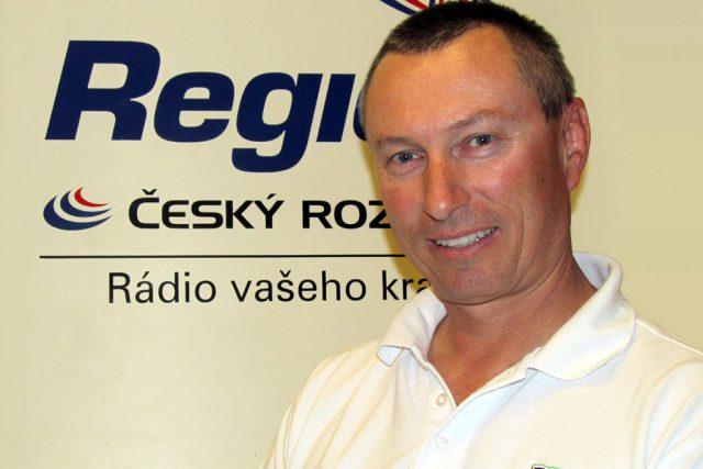 Cyril Suk,  marketingový manažer hokejového Bruslařského klubu Mladá Boleslav | foto: Pavel Kozler