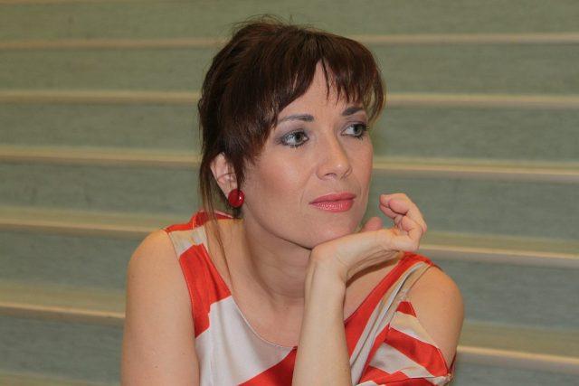 17. ročník rozhlasové ankety Šarmantní osobnost roku - Tereza Kostková