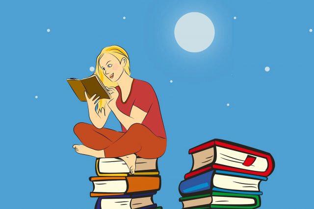 Knižní tipy: Kdy přečíst některé knihy,  když ne teď? | foto: Fotobanka Pixabay -  (5008272)