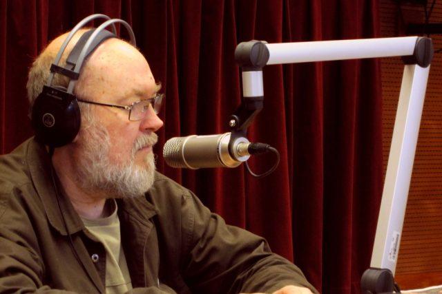Psycholog a teolog Max Kašparů