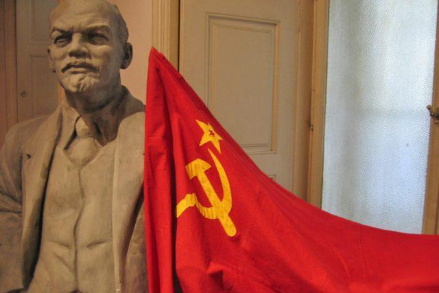 Komunismus. Ilustrační foto