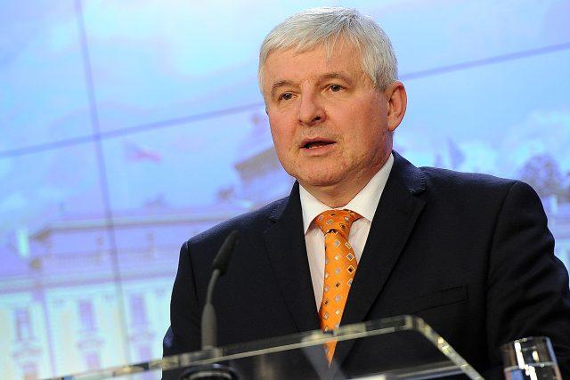 Jednání tripartity, Jiří Rusnok
