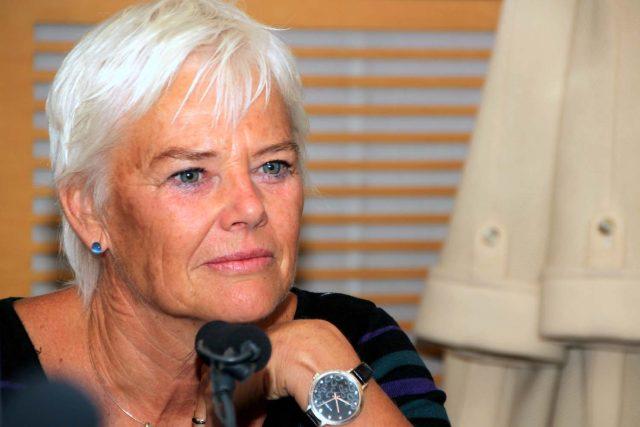Spisovatelka Milena Holcová byla hostem Radiožurnálu. Mohli jste ji slyšet mezi 10. a 11. hodinou