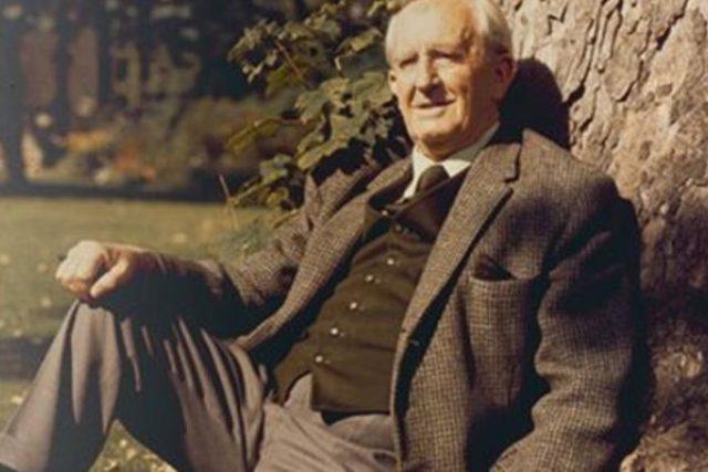 J.R.R. Tolkien | foto: oficiální Facebook nakladatelství HarperCollins