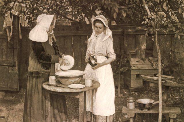 Život na venkově  (1887) - ilustrační foto | foto: Peter Henry Emerson