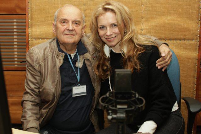 Jiří Anderle a Martian Kociánová