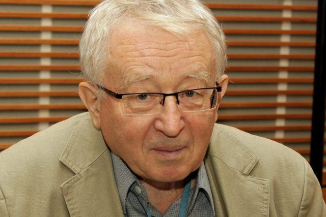 Václav Šorel je legendou pro generace čtenářů časopisu ABC. | foto: Jan Sklenář