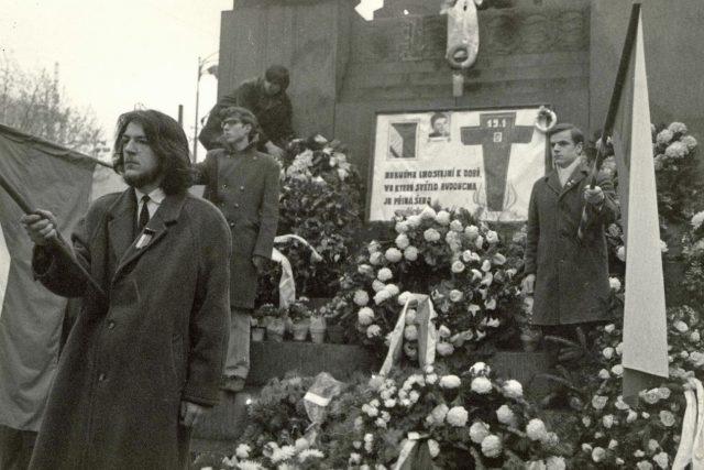 Pohřeb Jana Palacha