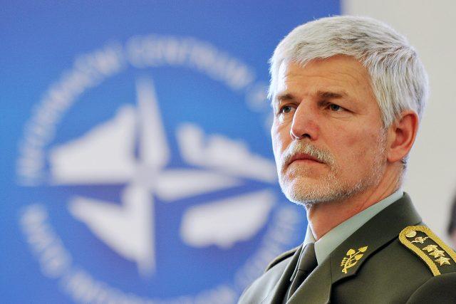 15. let Česka v NATO, Petr Pavel