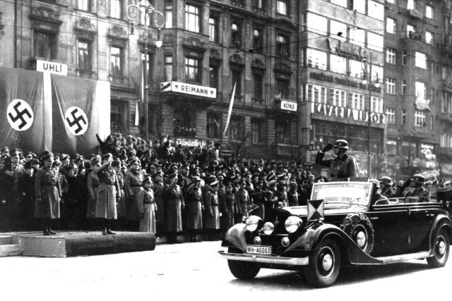 Vojenská přehlídka z 19.3.1939