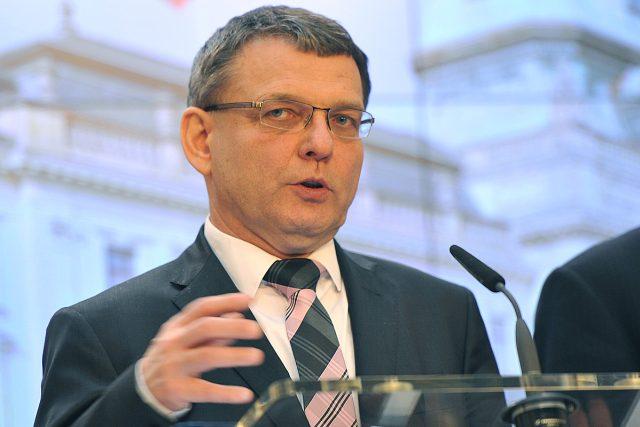 Jednání vlády, Lubomír Zaorálek