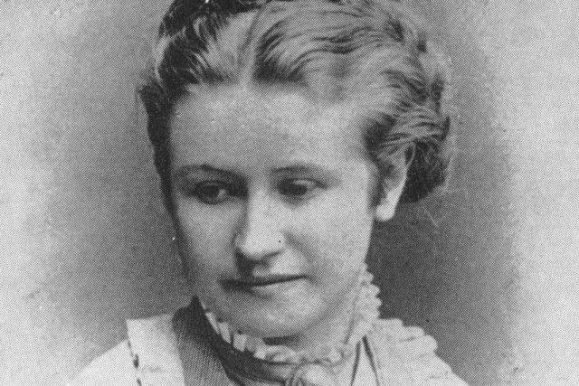 Eliška Krásnohorská v 70. letech 19. století | foto: Wikipedia,  public domain - volné dílo