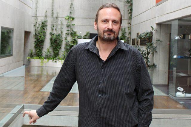 Kryštof Marek | foto: Adam Kebrt,  Český rozhlas