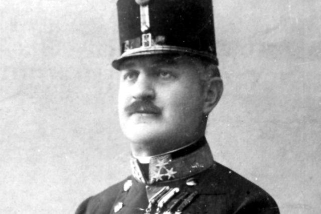 Plukovník Alfred Redl   foto:  public domain,   autor neznámý 2