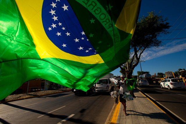 Fotbalové mistrovství hýbe světem i Brazílií