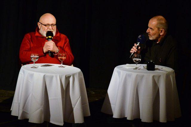 Ivo Šmoldas zvládá své rozhovory na jedničku