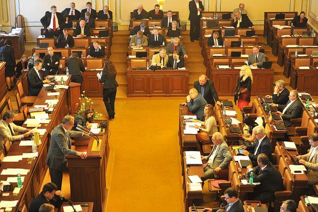 Poslanecká sněmovna 16.7.2014