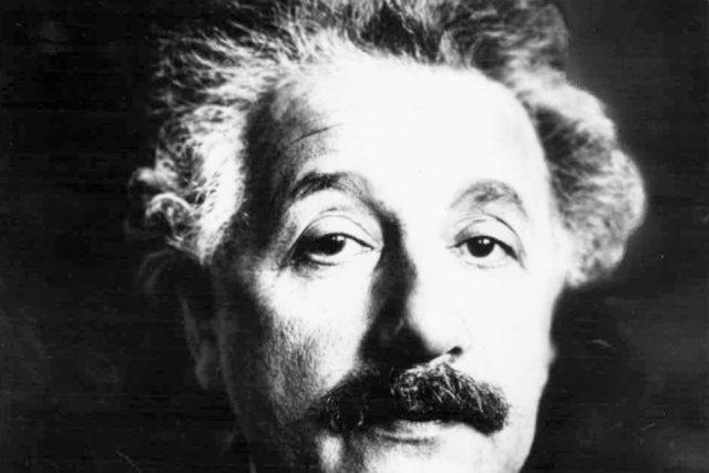 Albert Einstein | foto: Archivní a programové fondy Českého rozhlasu,  Český rozhlas
