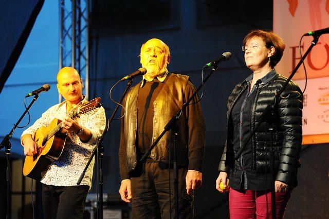 Spirituál kvintet na Pernštejnské fortuně v Pardubicích