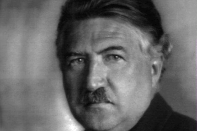 Josef Suk   foto: Archivní a programové fondy Českého rozhlasu