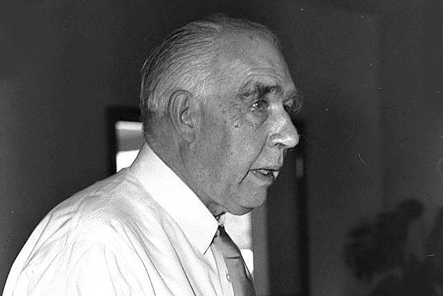 Niels Bohr v Izraeli, rok 1958