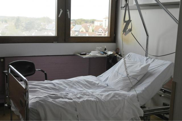 Nemocnice. Ilustrační foto