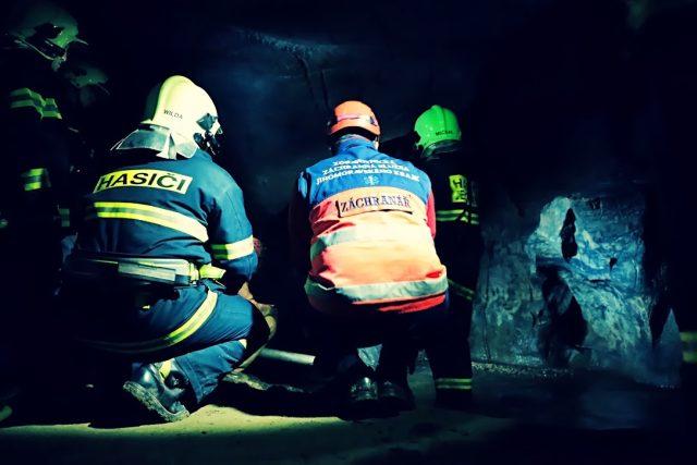 Ze života hasičů  | foto: Jaroslav Mikoška