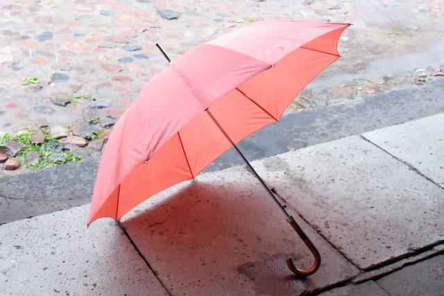 Deštník,  déšť  (ilustrační foto) | foto: Stock Exchange