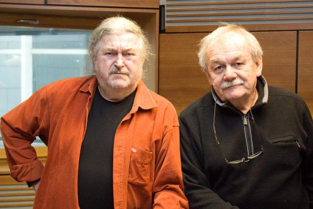 František Ringo Čech a Karel Šíp