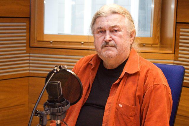 František Ringo Čech | foto: Adam Kebrt,  Český rozhlas