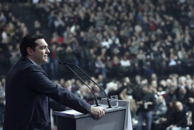 Podle průzkumů v řeckých volbách nejspíš zvítězí levicová opozice – tedy strana Syriza, kterou vede Alexis Cipras