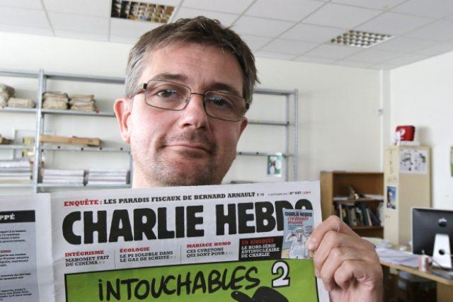 Šéfredaktor francouzského časopisu Charlie Hebdo Stéphane Charbonnier zahynul během středečního útoku