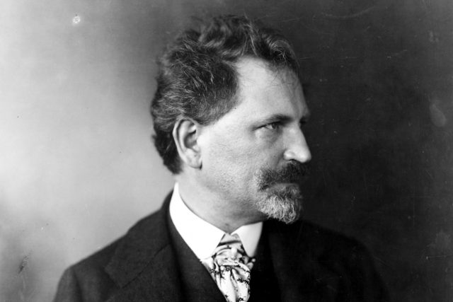 Alfons Mucha | foto: Wikimedia Commons,   Library of Congress,  Public domain